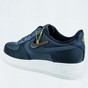 Nike AIR FORCE 1 07 LX ANTHRACITE ANTHRACITE BLACK Boutique
